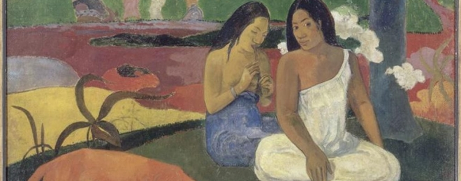 Gauguin the Alchemist