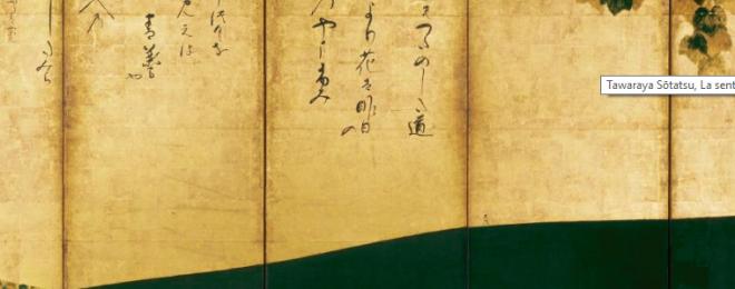 Trésors de Kyoto at Musée Cernuschi