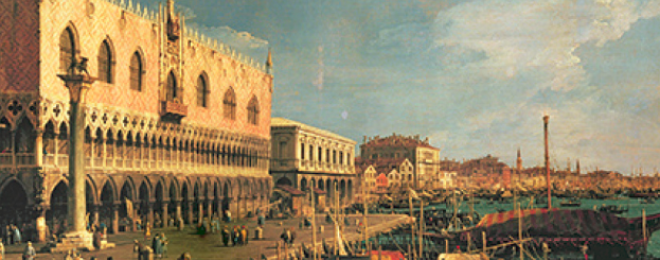 Dazzling Venice : Exhibition at the Grand Palais Paris