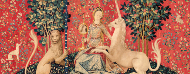 Magical Unicorns at the Musee de Cluny Paris