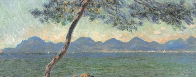 Monet-Auburtin at Musée des Impressionnimes Giverny