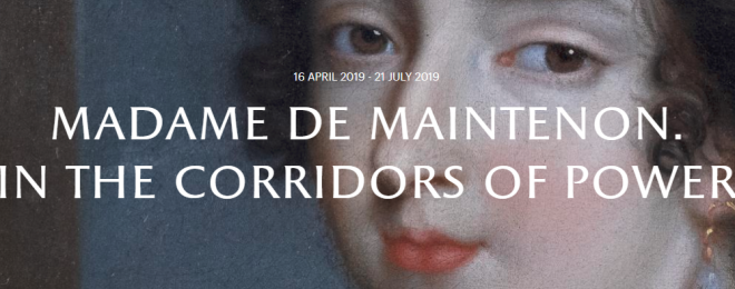 Madame de Maintenon at Palace of Versailles
