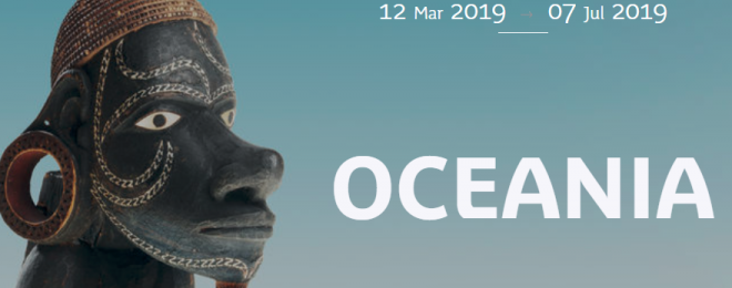 Visit the Oceania exhibition at Musée du Quai Branly