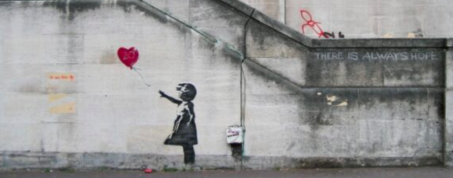 The World Of Banksy : an immersive experience at Espace Lafayette-Drouot