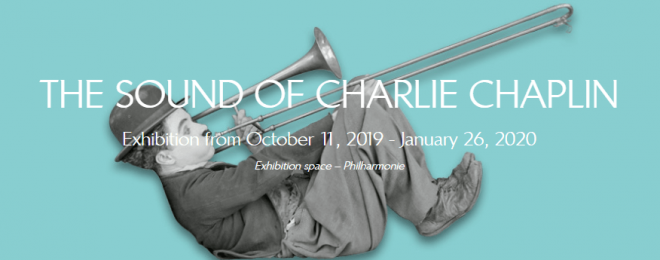 """Discover The Sound Of Charlie Chaplin, """"the master of silent film"""""""
