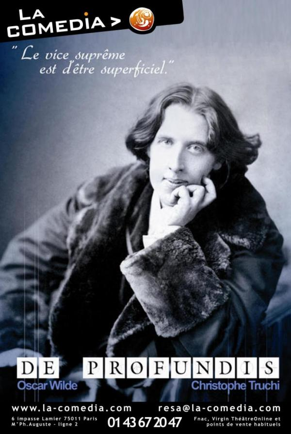 """de profundis oscar wilde De profundis: de profundis, (latin: """"out of the depths"""") letter written from prison by oscar wilde it was edited and published posthumously in 1905 as de profundis."""