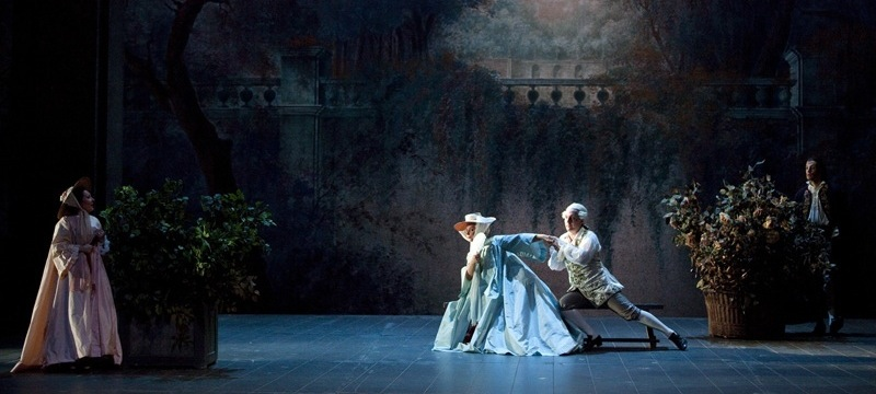 Figaro Is Getting Married At The Opera Bastille