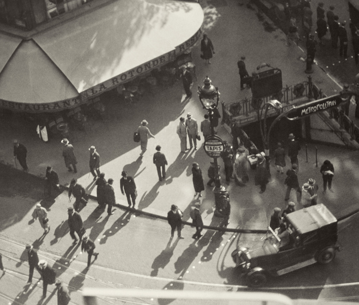 Paris Of The Early 20th Century Seen By Iconic Photographers