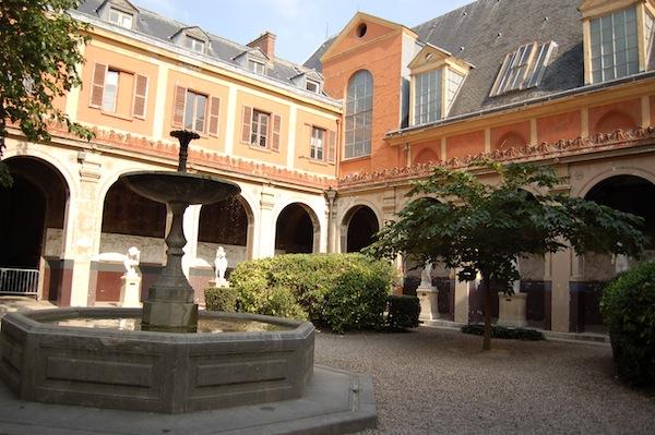 The famous beaux arts school in paris explores the art of ruins paris hotel louvre marsollier - Ecole des beaux arts paris ...