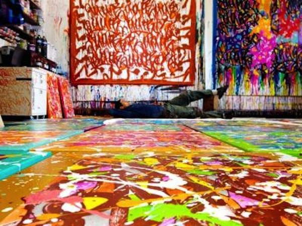 Street art breaks all the rules at the centre pompidou for Art minimal centre pompidou