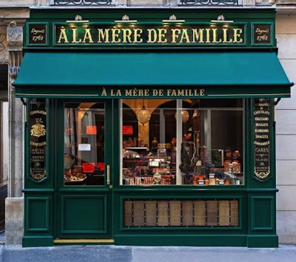 One of the oldest candy shops in paris gets a new location paris hotel louv - Paris shopping boutiques ...