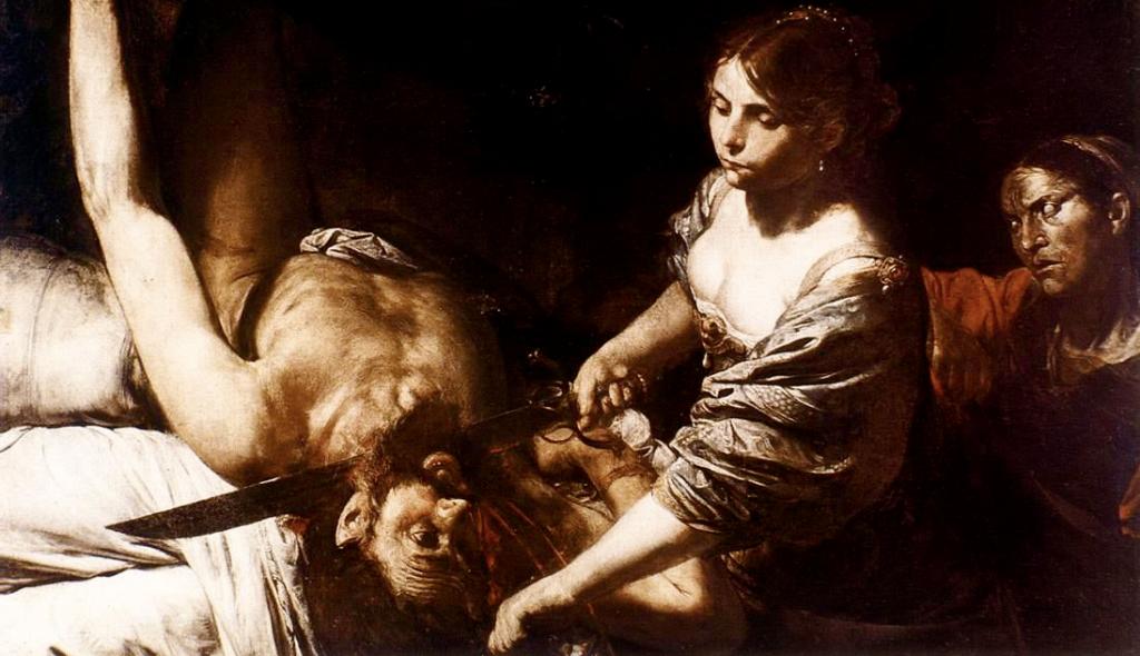valentin de boulogne judith and holofernes
