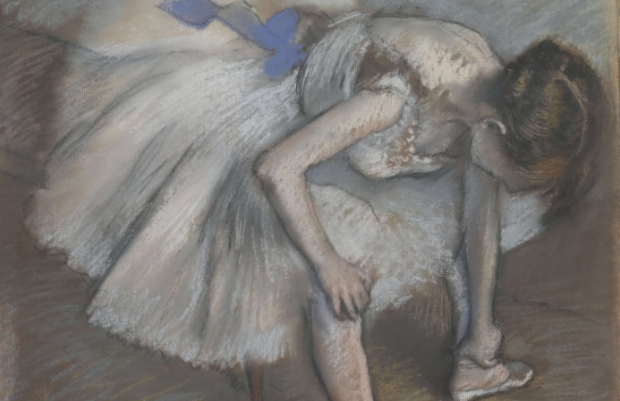 Visit the exhibition Degas, Danse, Dessin. A Tribute to Degas with Paul Valéry at Musée d'Orsay