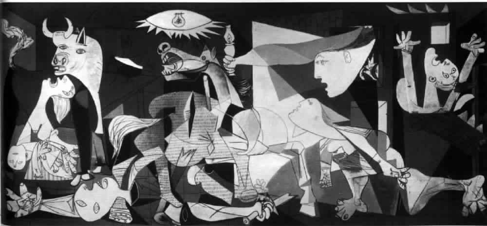Guernica-exhibition-at-musée-picasso-paris