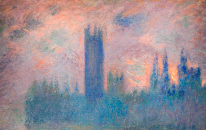 impressionists in london exhibition petit palais