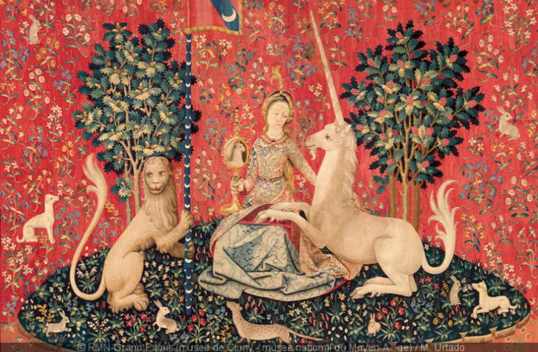 magical unicorns exhibition