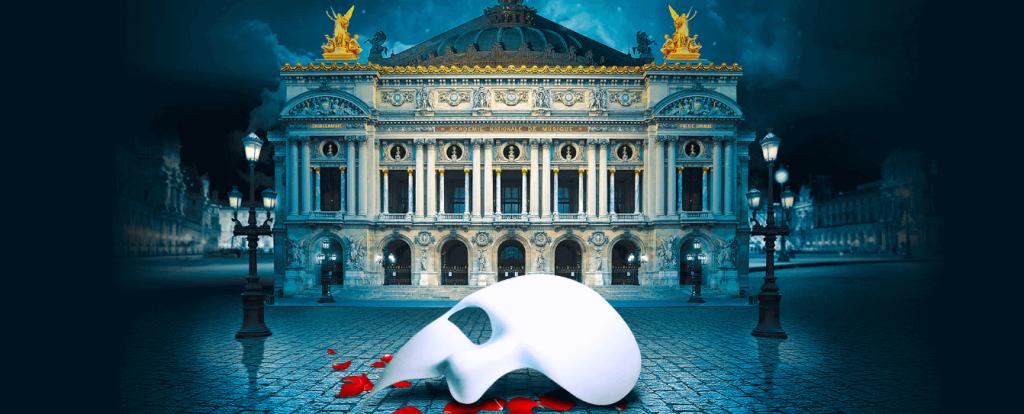 inside opera : opera garnier paris