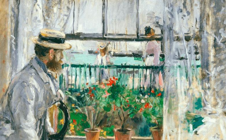berthe morisot paris exhibition musee d'orsay