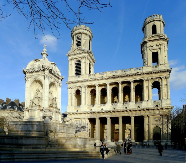 Saint Sulpice.
