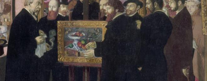 Maurice Denis and Eugène Delacroix – From Studio to Museum