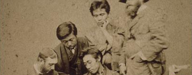 Enquêtes vagabondes, le voyage illustré d'Émile Guimet en Asie