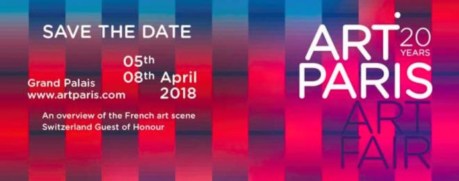 Art Paris Art Fair 2018