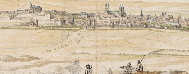 France Viewed from the Grand Siècle – Drawings by Israël Silvestre