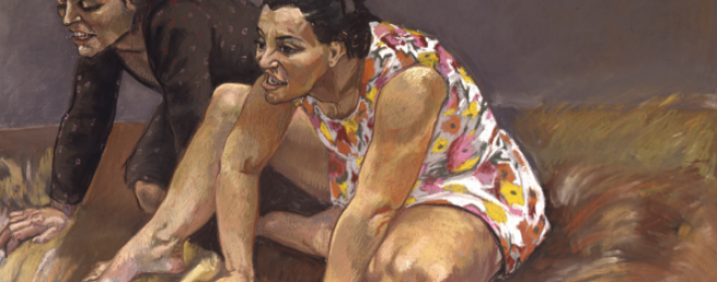 The cruel stories of Paula Rego
