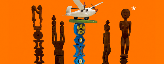Madagascar : Exhibition at Musée quai Branly