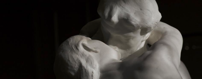 Valentine's Day 2019 exhibition at Musée Rodin