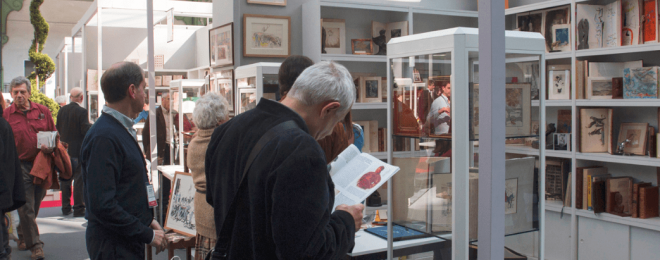 The International Rare Book & Fine Art Fair 2019