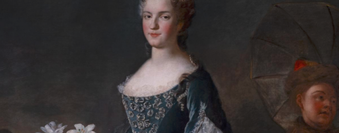 The Taste of Marie Leszczynska at the Palace of Versailles