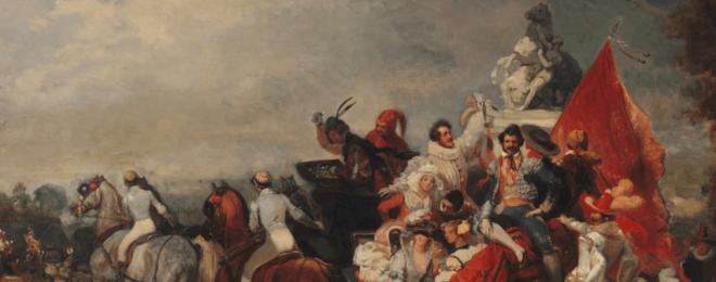 Romantic Paris, 1815-1848 : A New Exhibition at the Petit Palais, Paris