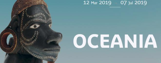 Visit the Oceania exhibition at Musée du Quai Branly