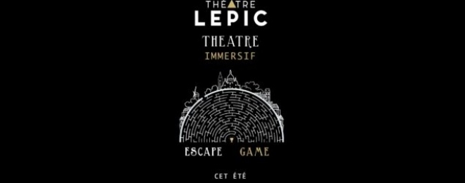 The Knights of the Round Table :  The Théâtre Lepic's first live escape game