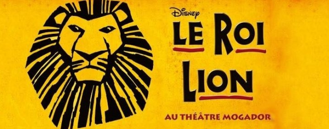 Relive The Lion King Musical at Paris Theatre Mogador