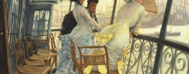 Step into High Society with James Tissot at Musée d'Orsay