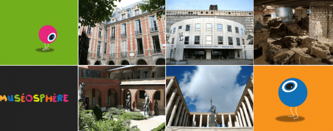 The Muséosphère can Educate and Entertain during Coronavirus Lockdown