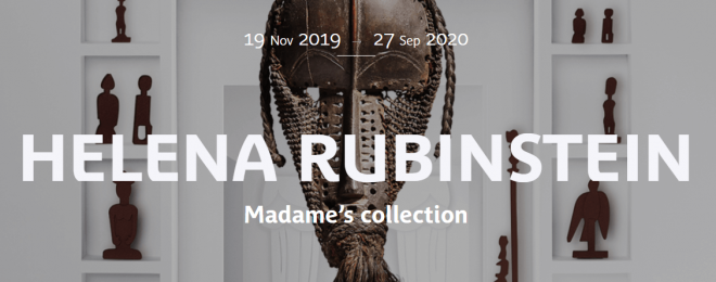 Another Chance To View Helena Rubinstein's Primitive Collection
