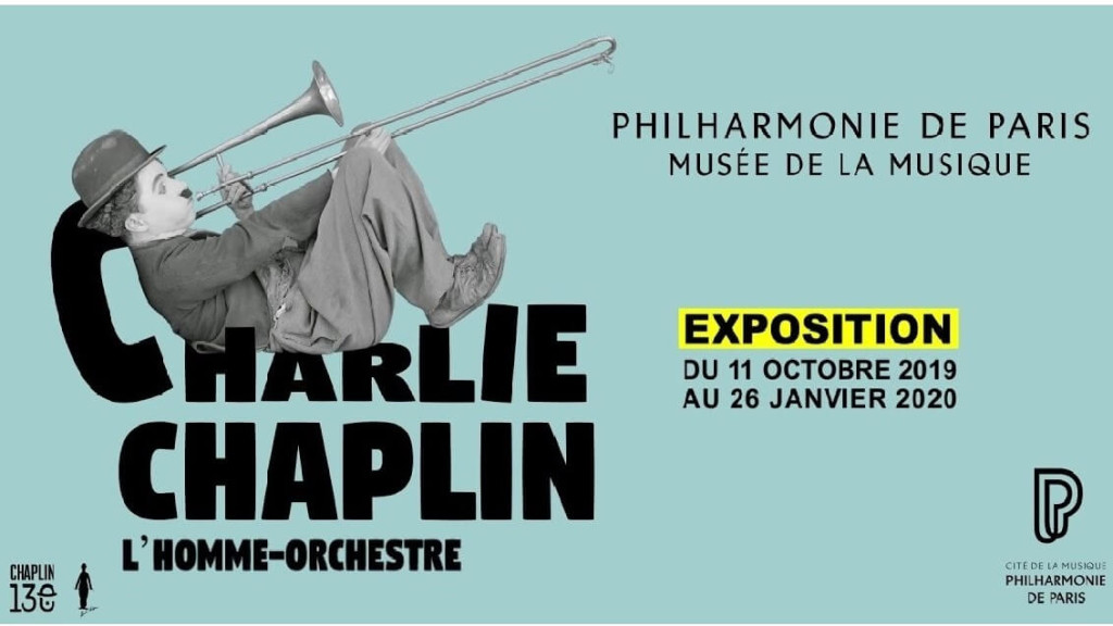 charlie chaplin exhibition