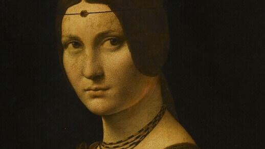 louvre-portrait-de-femme-dit-la-belle-ferronniere-copyright-musee-du-louvre