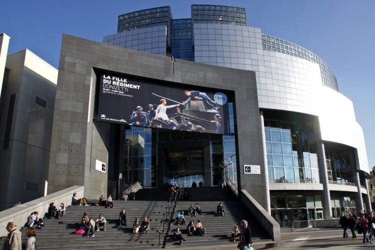 Bastille Quarter & Opera