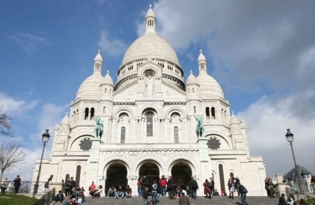 Montmartre and the Sacre Coeur